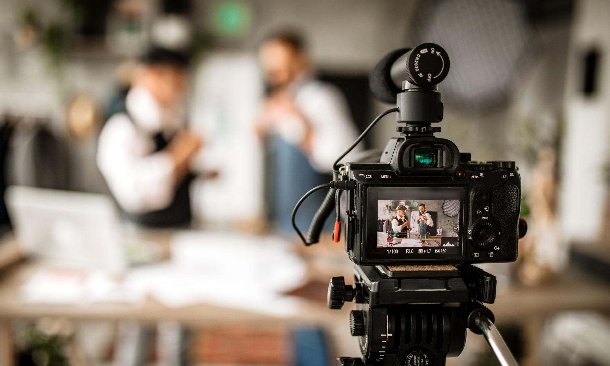 Vidéo d'entreprise : 10 raisons de l'inclure dans votre stratégie de communication